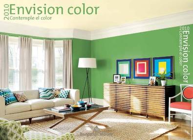 Collection Envision 2010 - Benjamin Moore